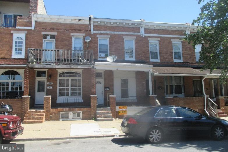 Single Family for Sale at 1612 25th St E Baltimore, Maryland 21213 United States