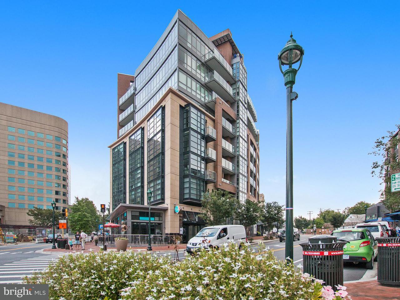 Appartement en copropriété pour l Vente à 7171 WOODMONT AVE #401 7171 WOODMONT AVE #401 Bethesda, Maryland 20815 États-Unis
