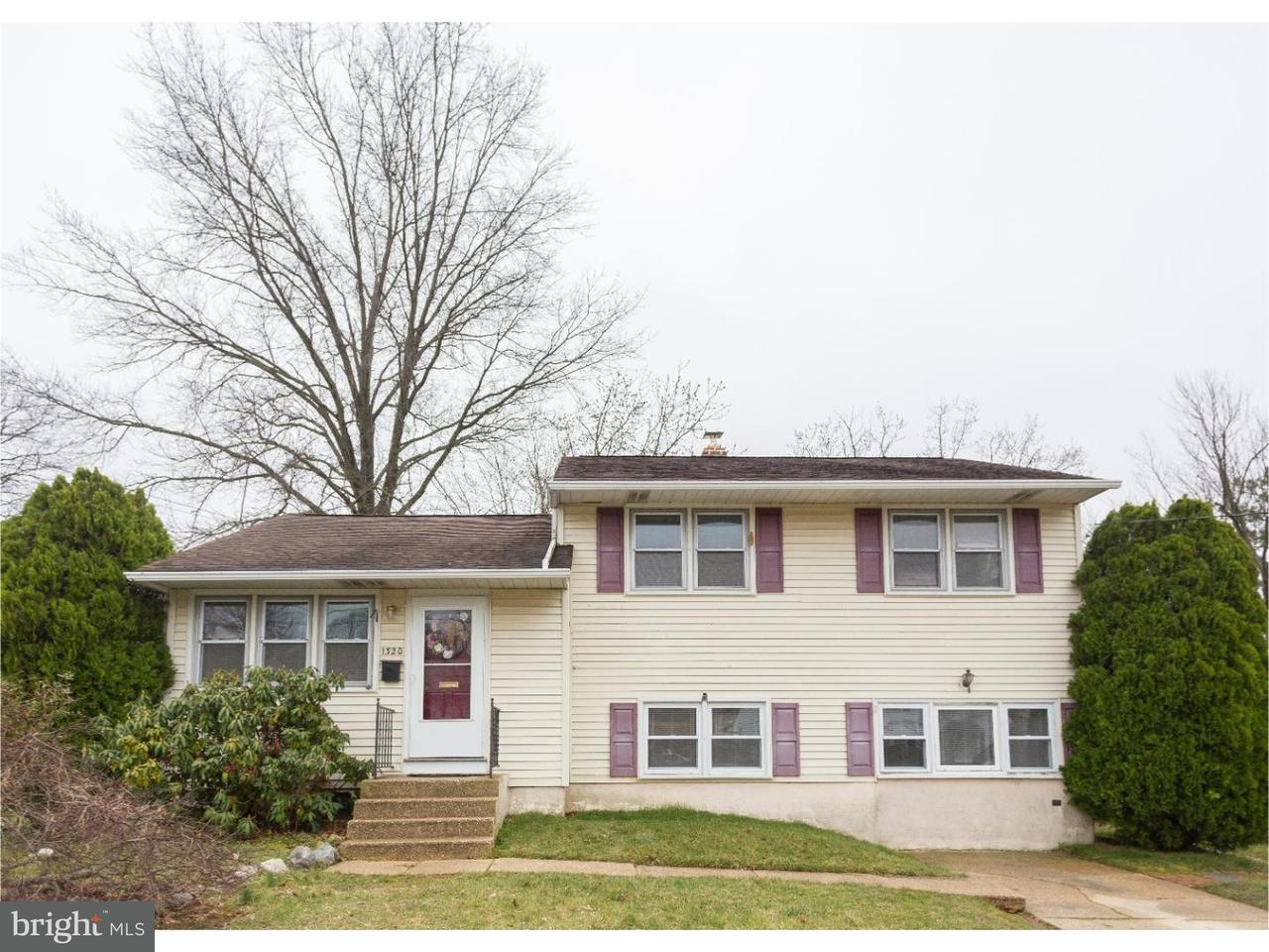 Single Family Home for Sale at 1320 KENWOOD Road Elsmere, Delaware 19805 United States