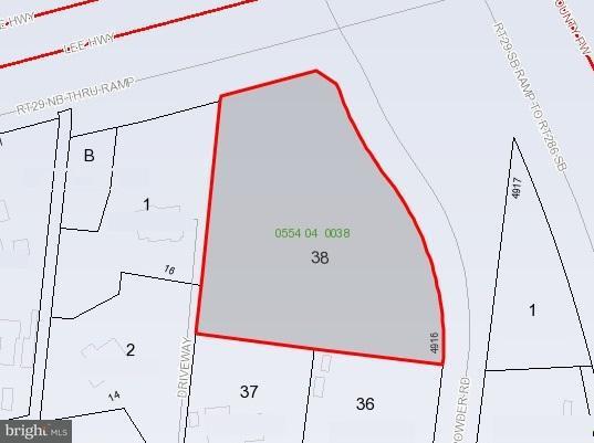 Land voor Verkoop een t 4916 GUNPOWDER Road 4916 GUNPOWDER Road Fairfax, Virginia 22030 Verenigde Staten