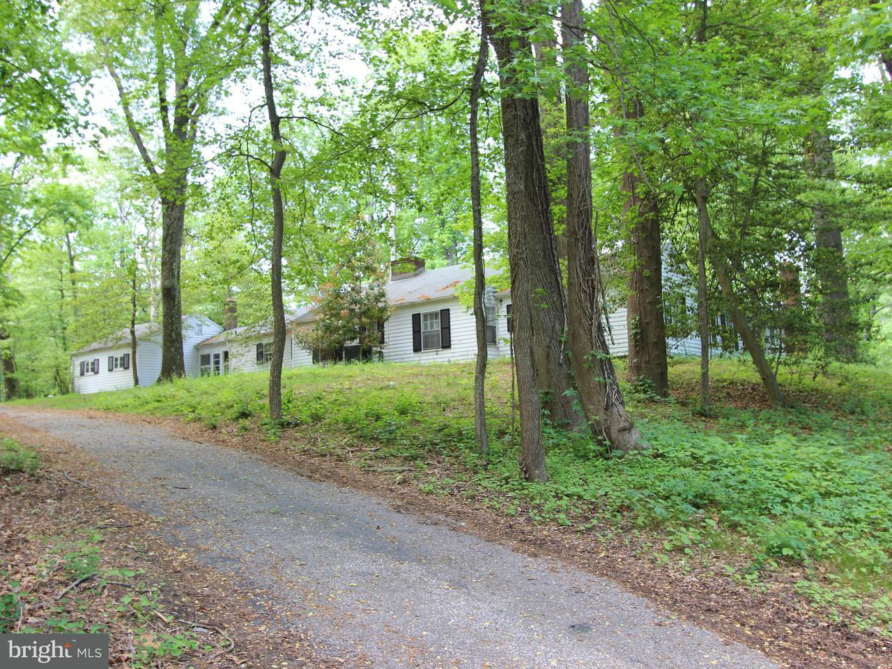 Single Family Home for Sale at 1711 ST GILES Road 1711 ST GILES Road Gibson Island, Maryland 21056 United States