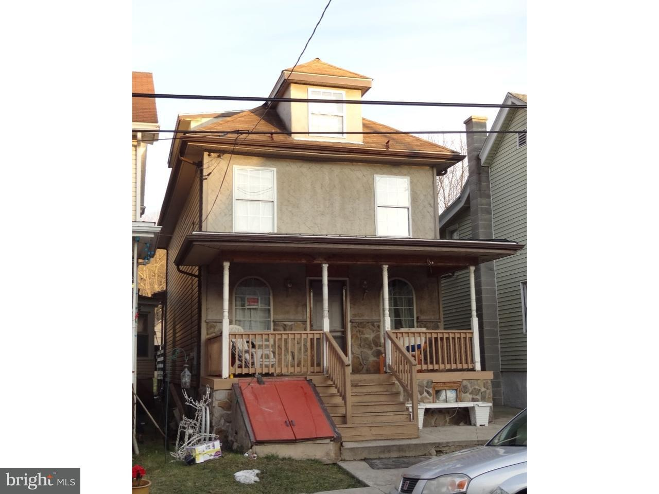 Single Family Home for Sale at 88 WASHINGTON Street Middleport, Pennsylvania 17953 United States