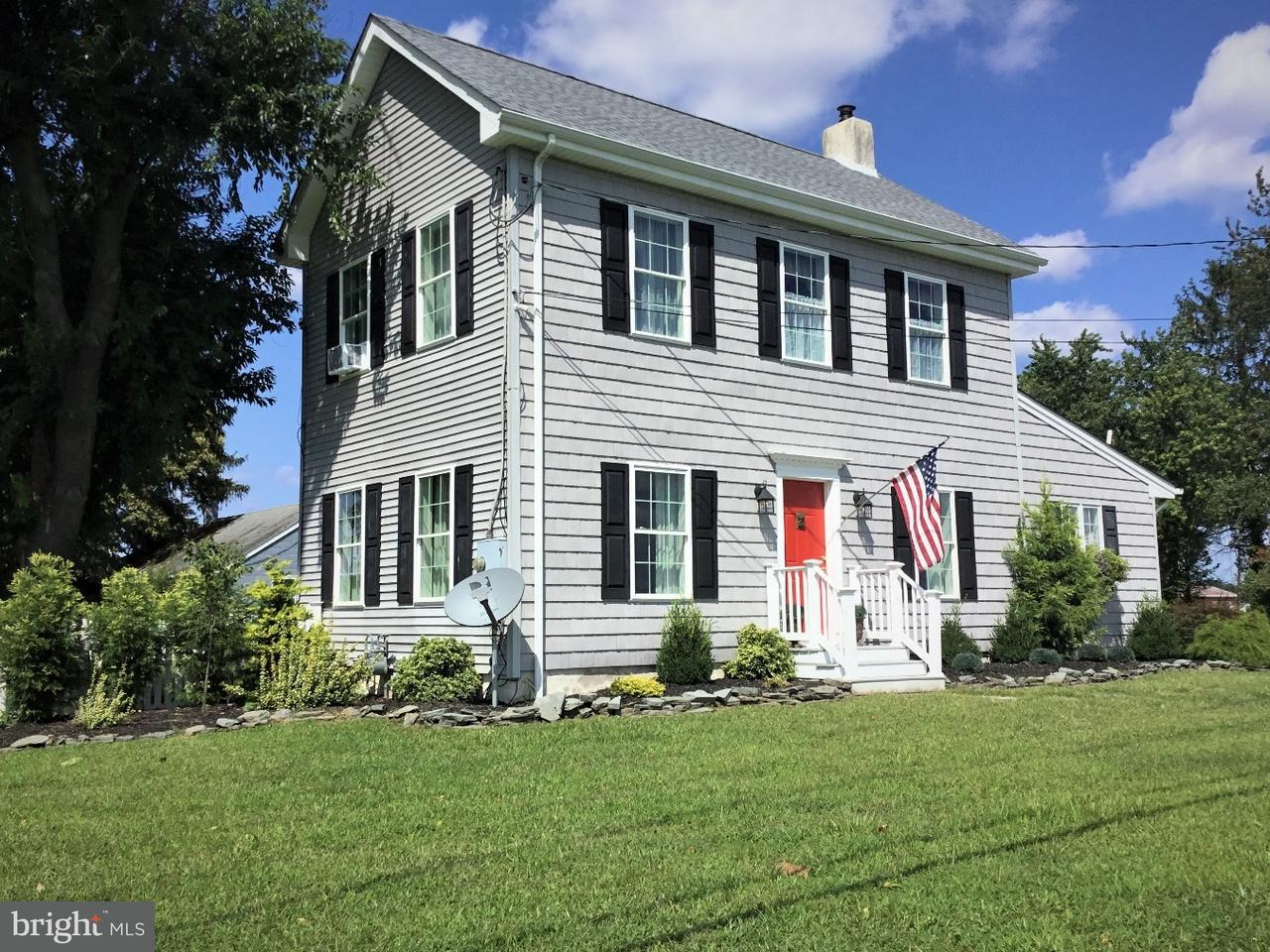 Single Family Home for Sale at 913 WHIG LANE Road Elk Township, New Jersey 08343 United States