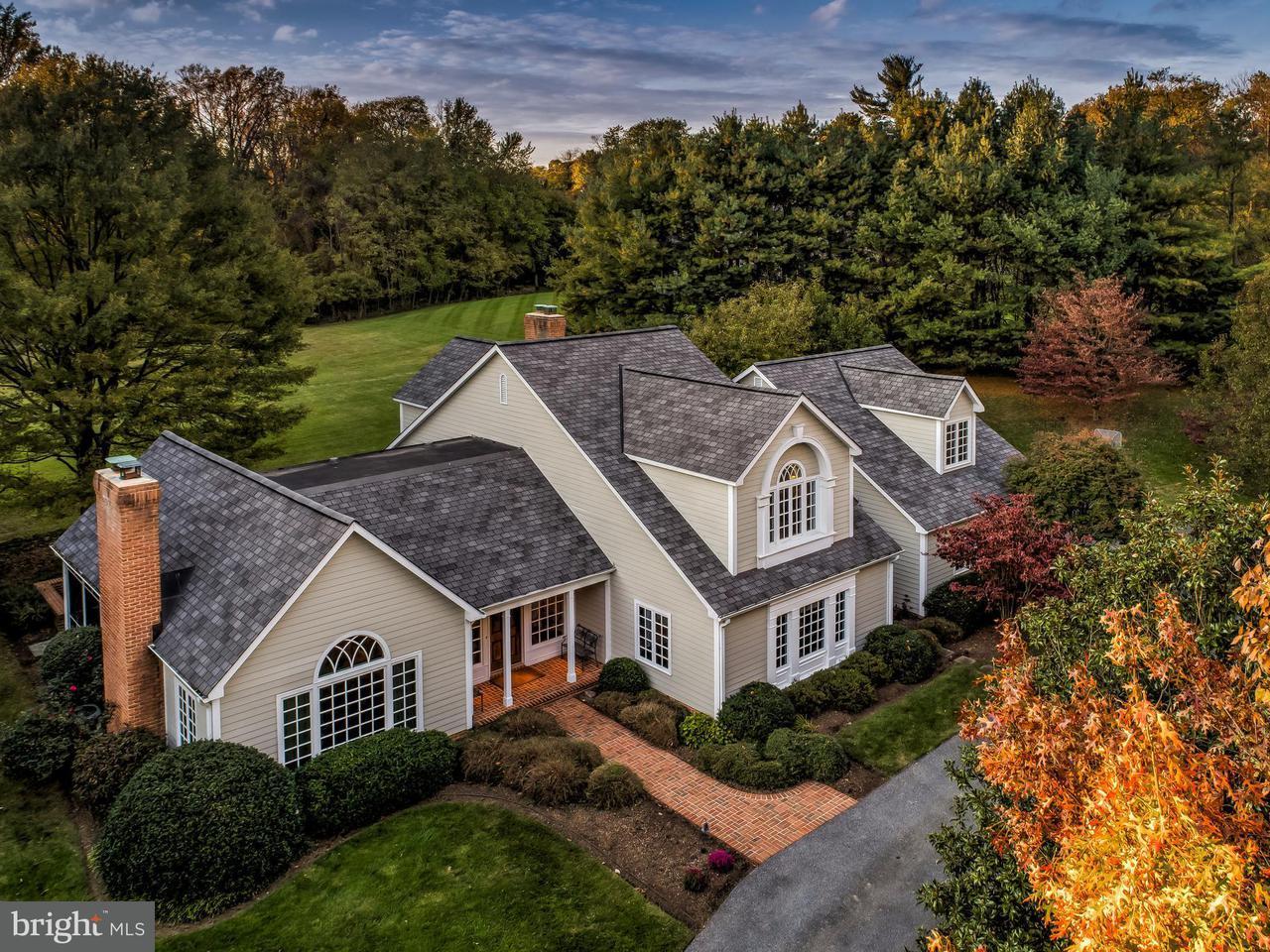 Частный односемейный дом для того Продажа на 522 Greenwood Road 522 Greenwood Road Towson, Мэриленд 21204 Соединенные Штаты