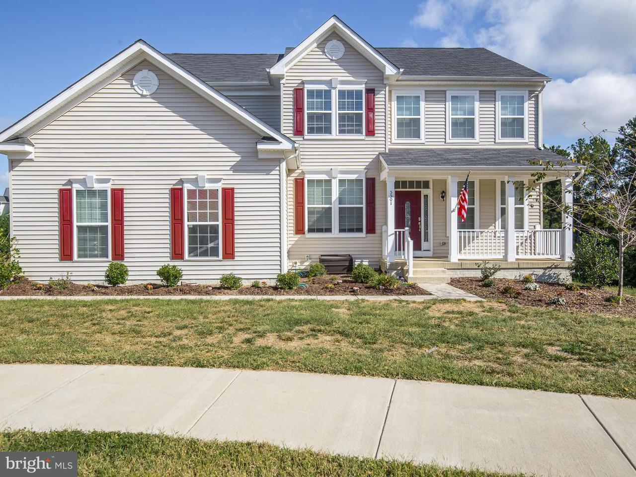 獨棟家庭住宅 為 出售 在 5501 SPRING BLUFF Court 5501 SPRING BLUFF Court Fredericksburg, 弗吉尼亞州 22407 美國