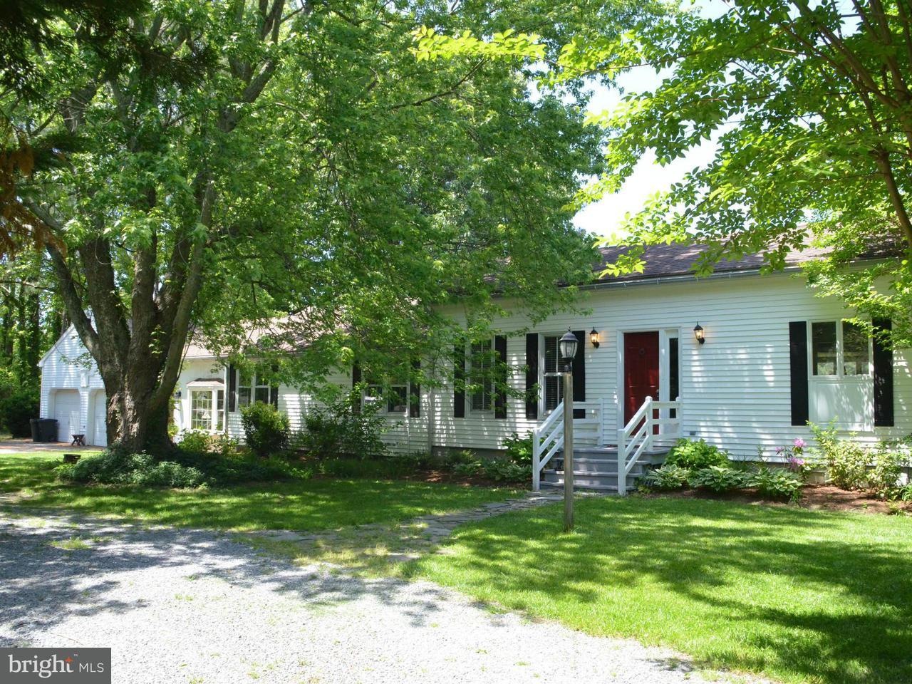 Частный односемейный дом для того Продажа на 8060 Bozman Neavitt Road 8060 Bozman Neavitt Road Bozman, Мэриленд 21612 Соединенные Штаты