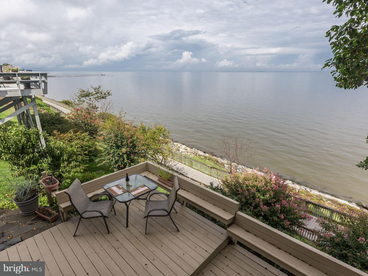 独户住宅 为 销售 在 7603 B Street 7603 B Street Chesapeake Beach, 马里兰州 20732 美国