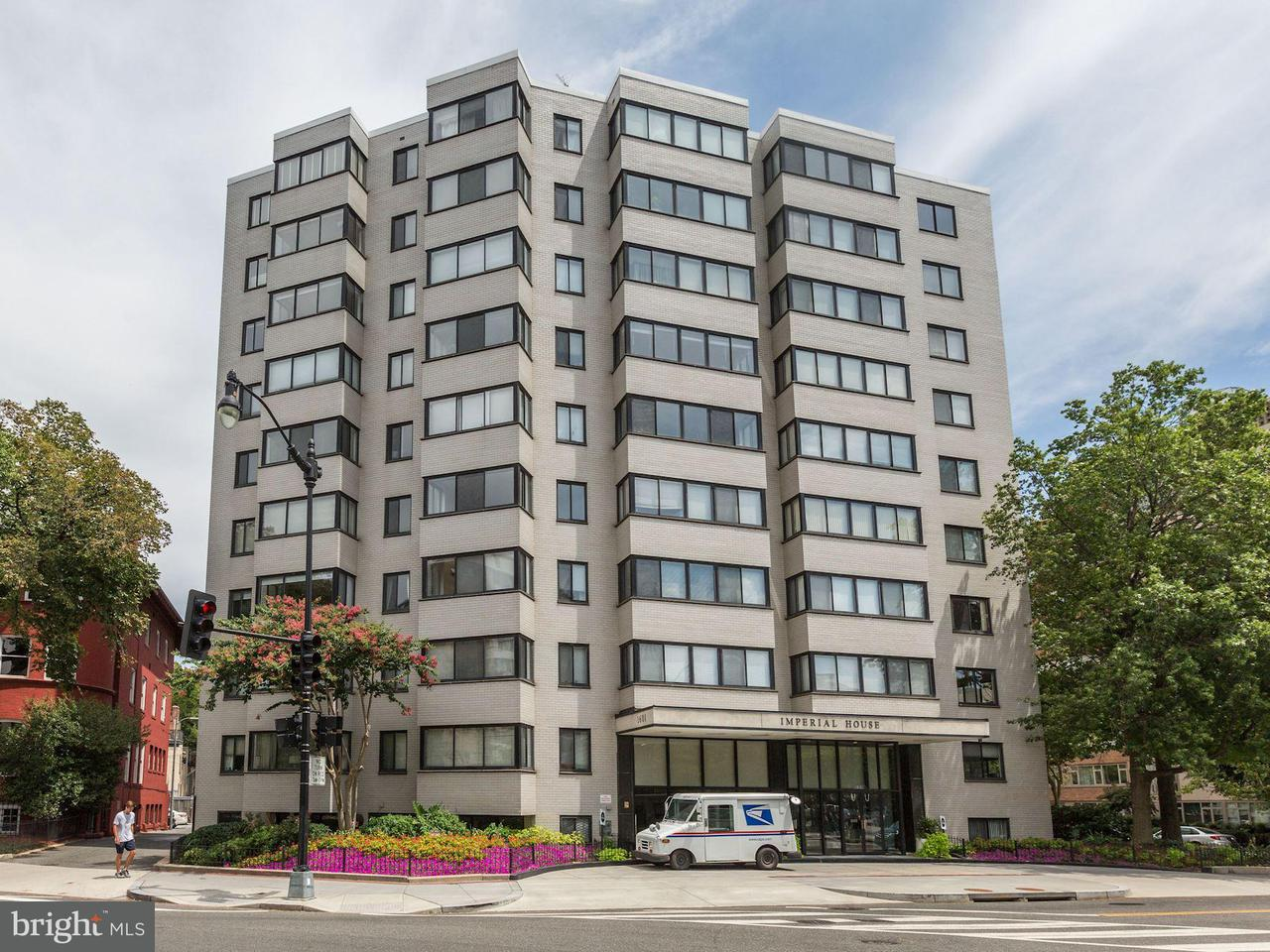 Condominium for Rent at 1601 18th St NW #901 Washington, District Of Columbia 20009 United States