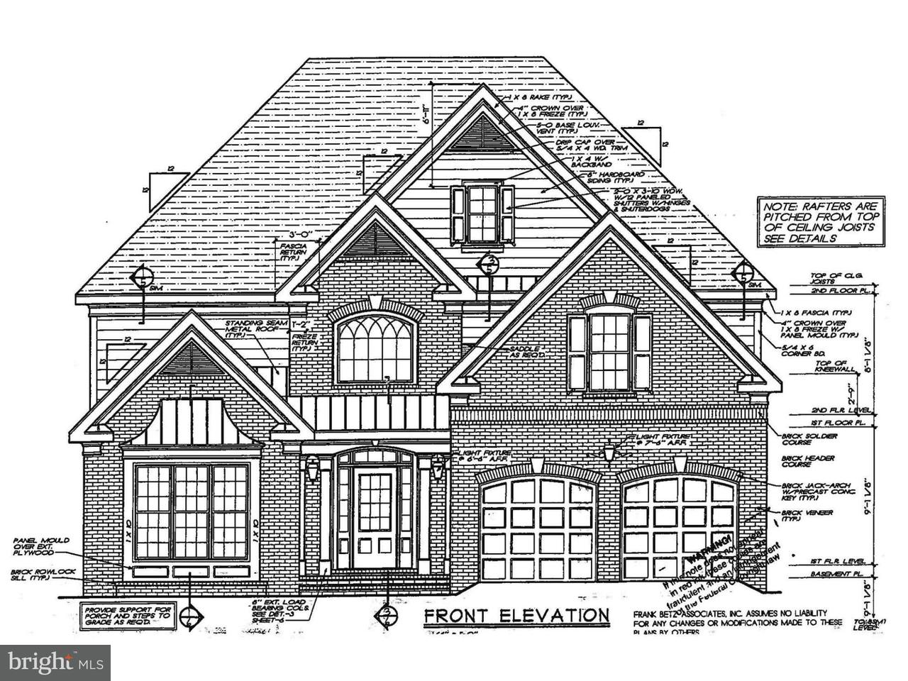 Maison unifamiliale pour l Vente à EYLES Lane EYLES Lane Winchester, Virginia 22603 États-Unis