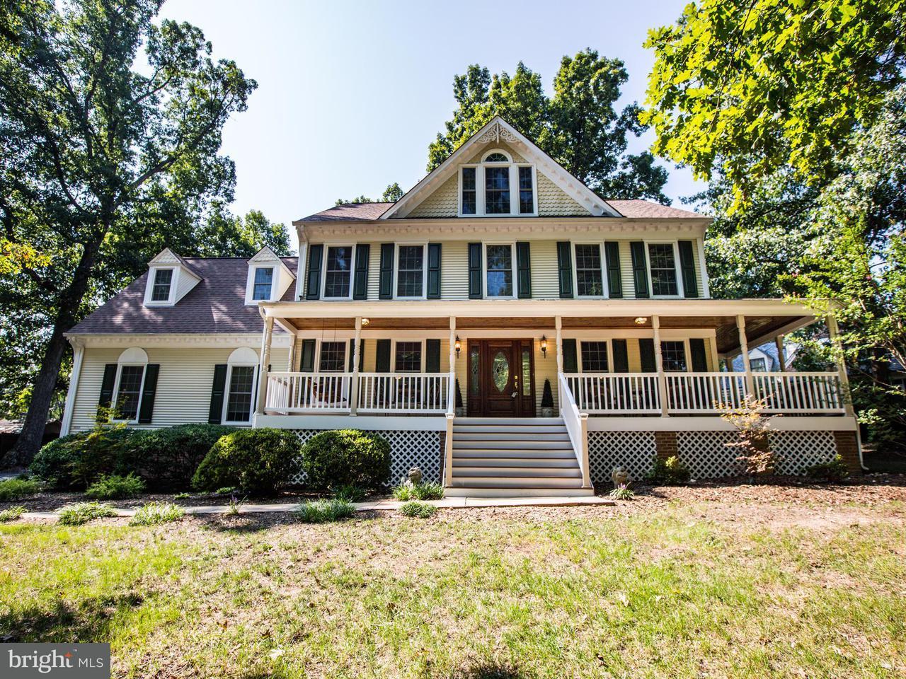 Casa Unifamiliar por un Venta en 110 Poplar Drive 110 Poplar Drive Fredericksburg, Virginia 22401 Estados Unidos