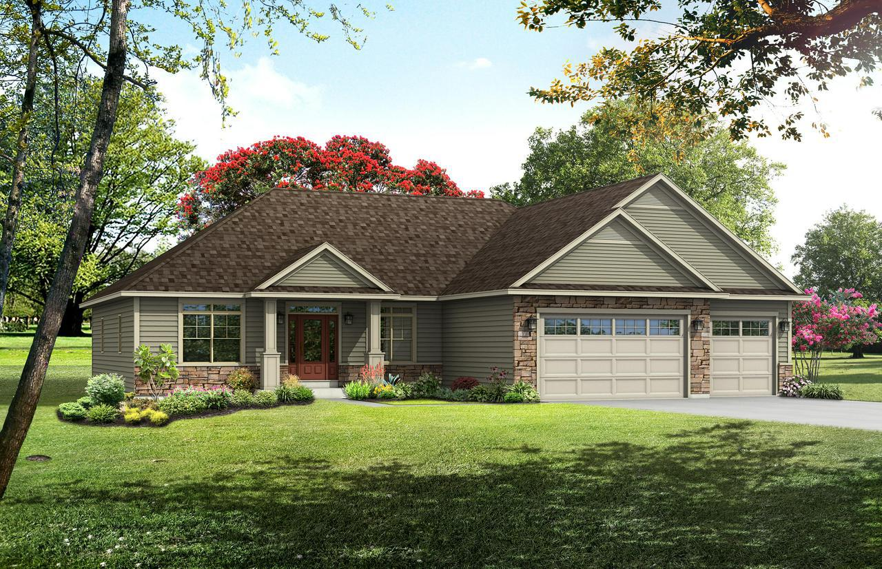 mount pleasant wi new construction homes for sale realty spacious contemporary ranch located in providence port subdivision less than a mile from lake michigan