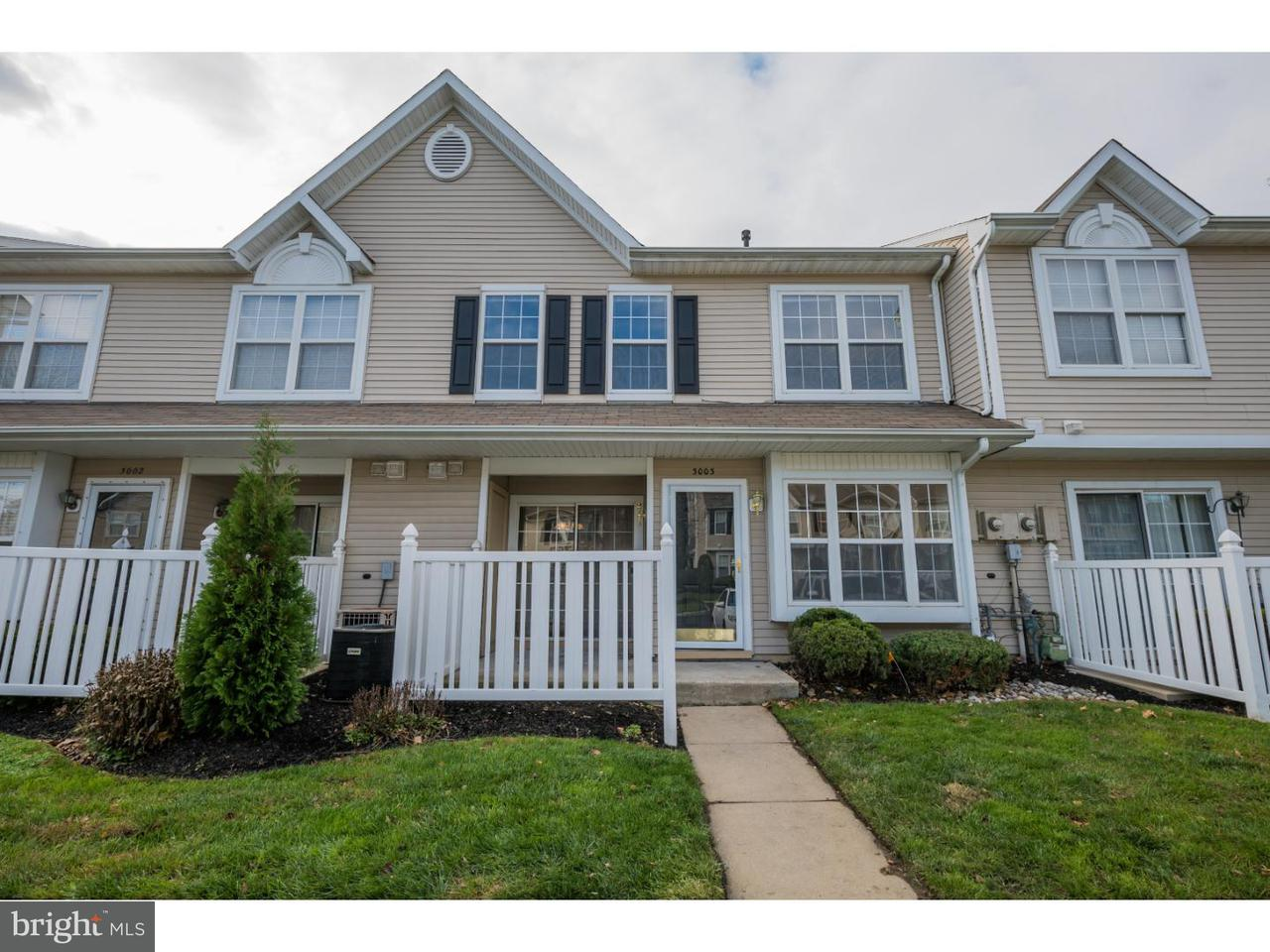 Condominium for Sale at 3003 SAXONY Drive Mount Laurel, New Jersey 08054 United States