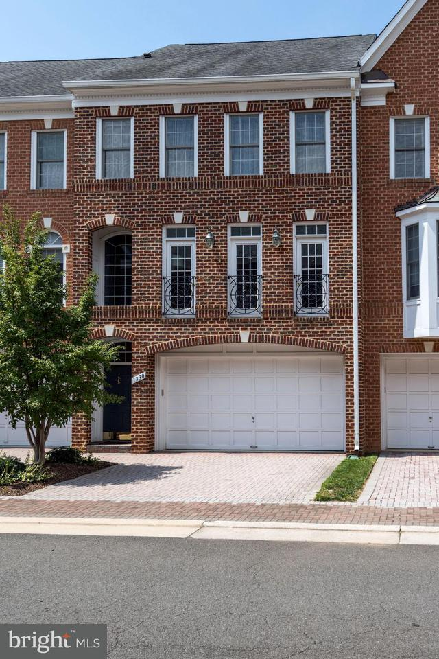 Townhouse for Sale at 1330 LAWSON Lane 1330 LAWSON Lane McLean, Virginia 22101 United States
