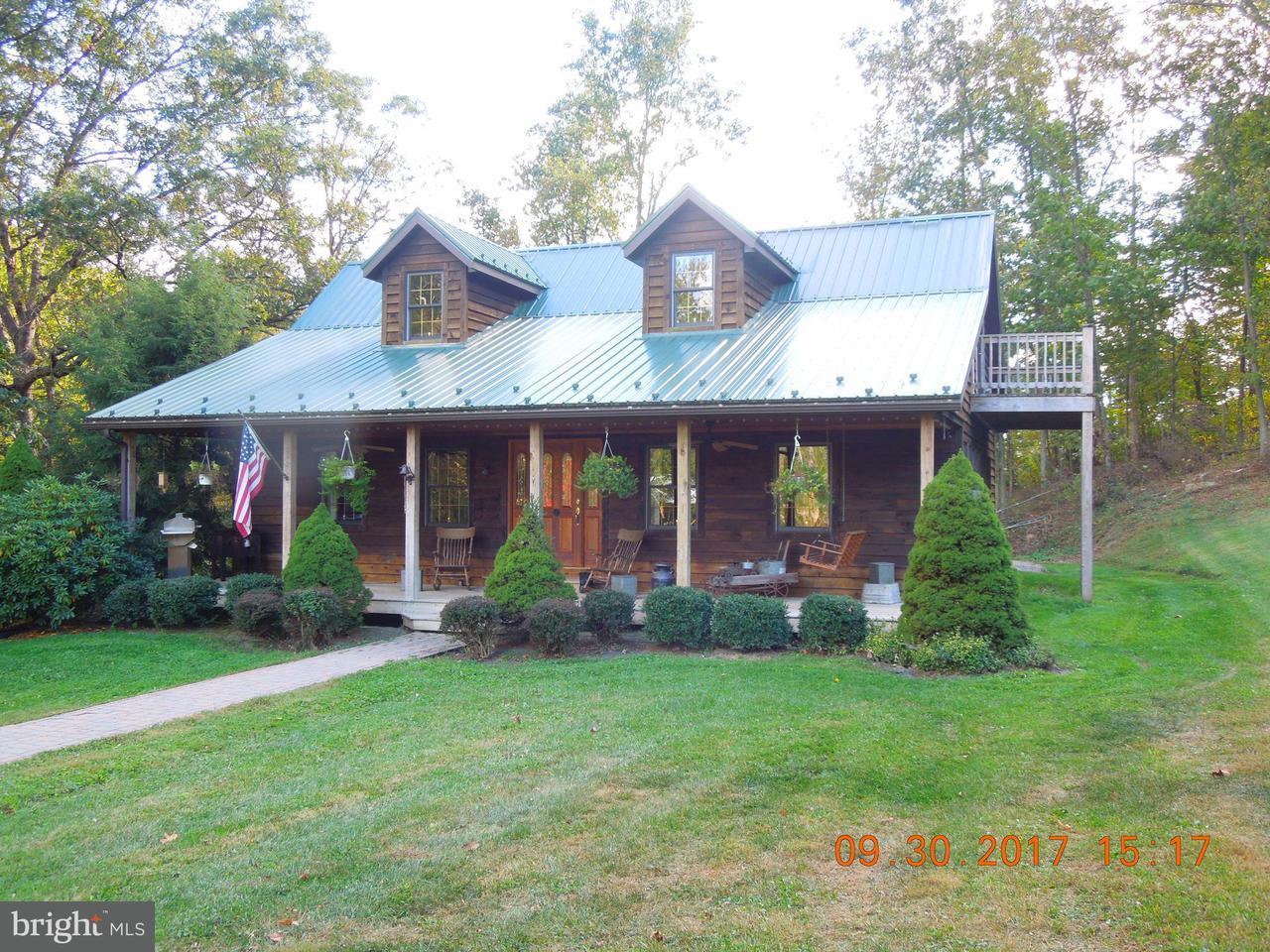 Casa Unifamiliar por un Venta en 207 PINE RIDGE Road 207 PINE RIDGE Road Bedford, Pennsylvania 15522 Estados Unidos