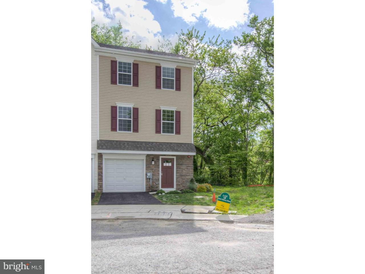 Townhouse for Sale at 27 FARADAY Court Morton, Pennsylvania 19070 United States