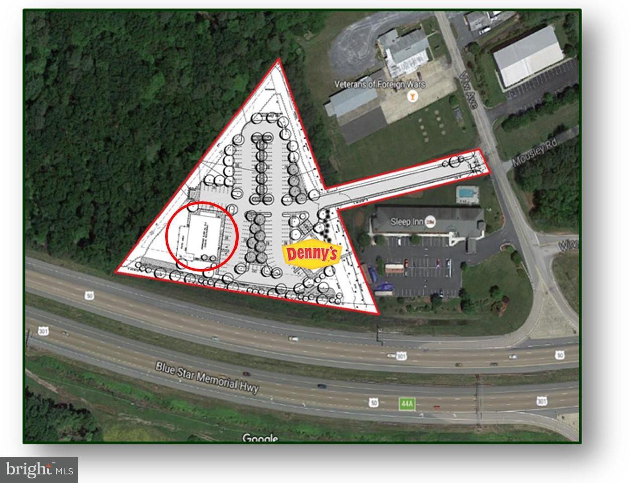 Земля для того Продажа на VFW AvenueNUE Avenue VFW AvenueNUE Avenue Grasonville, Мэриленд 21638 Соединенные Штаты