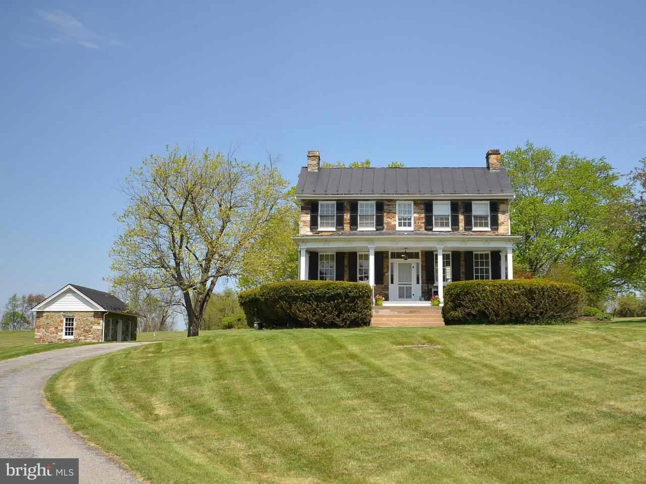 Single Family Home for Sale at 40266 WATER Street 40266 WATER Street Waterford, Virginia 20197 United States