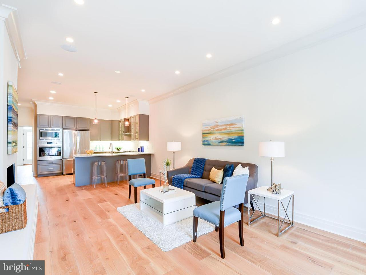 Townhouse for Sale at 64 U St Nw #1 64 U St Nw #1 Washington, District Of Columbia 20001 United States
