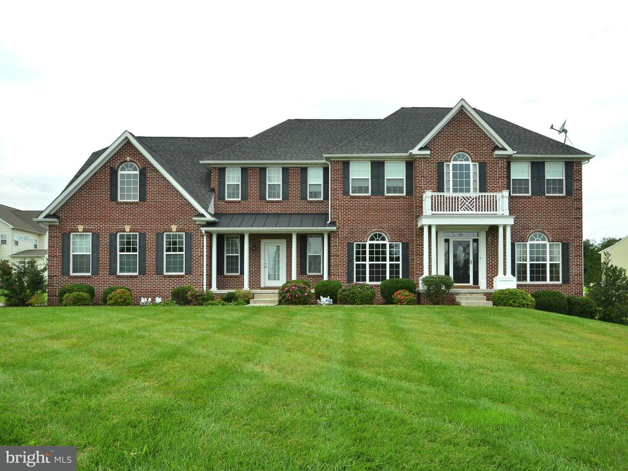 Maison unifamiliale pour l Vente à 1506 PINE AYR Circle 1506 PINE AYR Circle Freeland, Maryland 21053 États-Unis