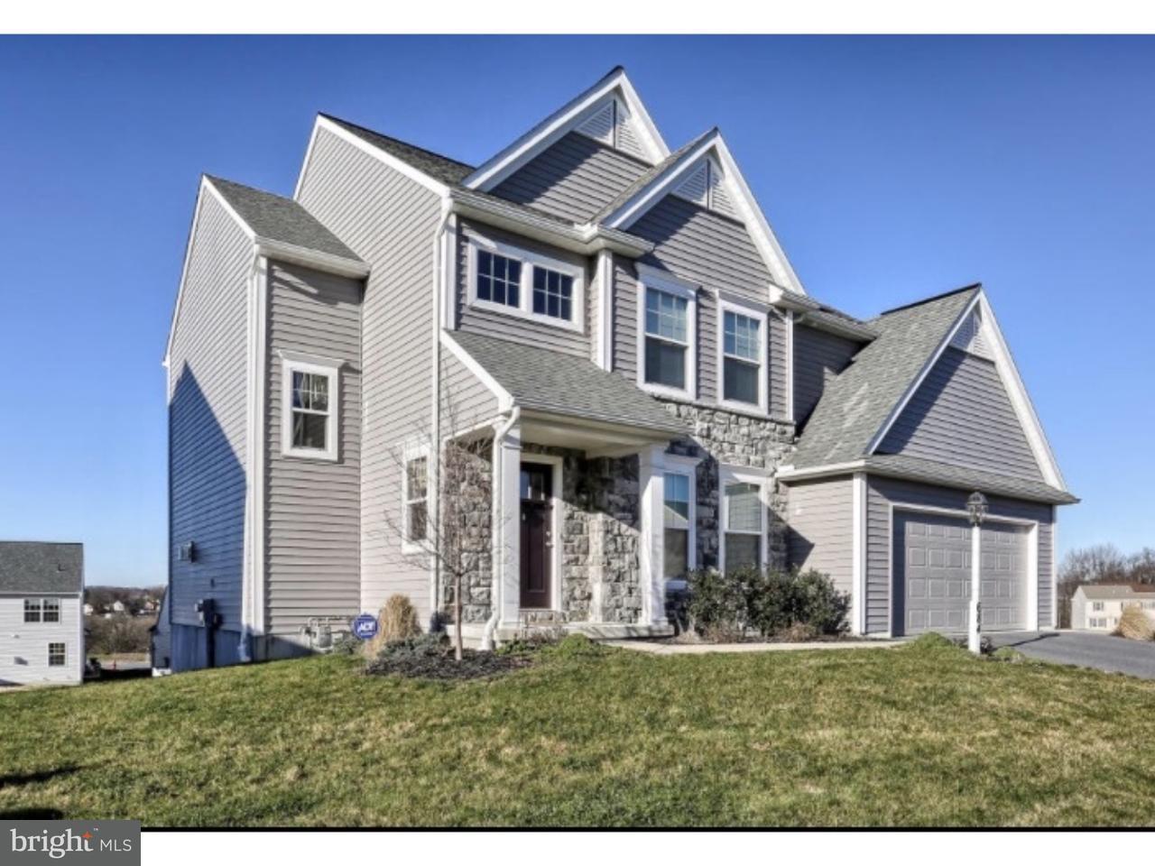Maison unifamiliale pour l Vente à 684 HAMAKER Road Manheim, Pennsylvanie 17545 États-Unis