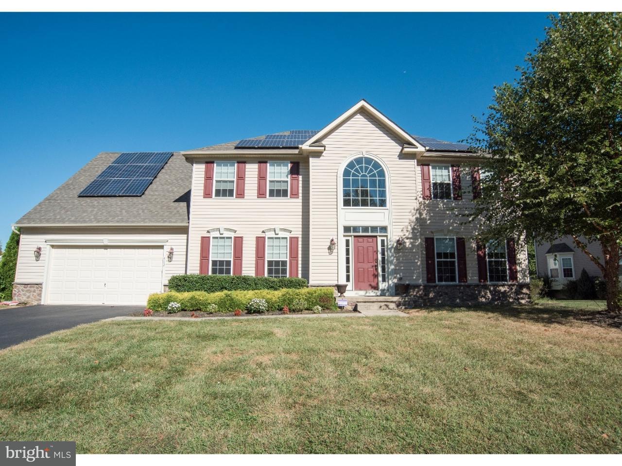 Maison unifamiliale pour l Vente à 412 ARNOLD Drive Florence, New Jersey 08518 États-Unis