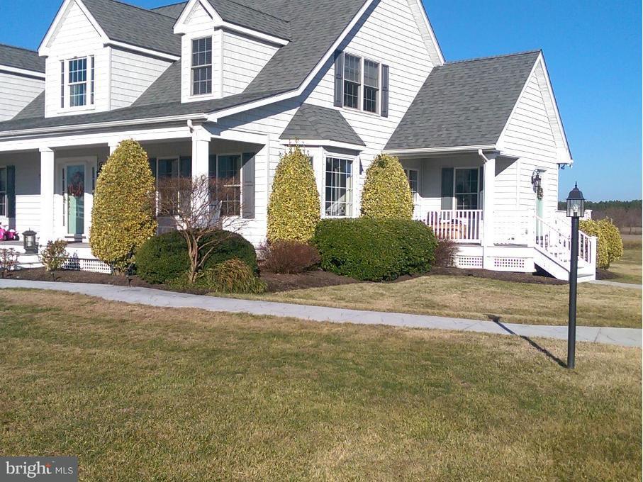 Vivienda unifamiliar por un Venta en 6509 KENT POINT Road 6509 KENT POINT Road Stevensville, Maryland 21666 Estados Unidos