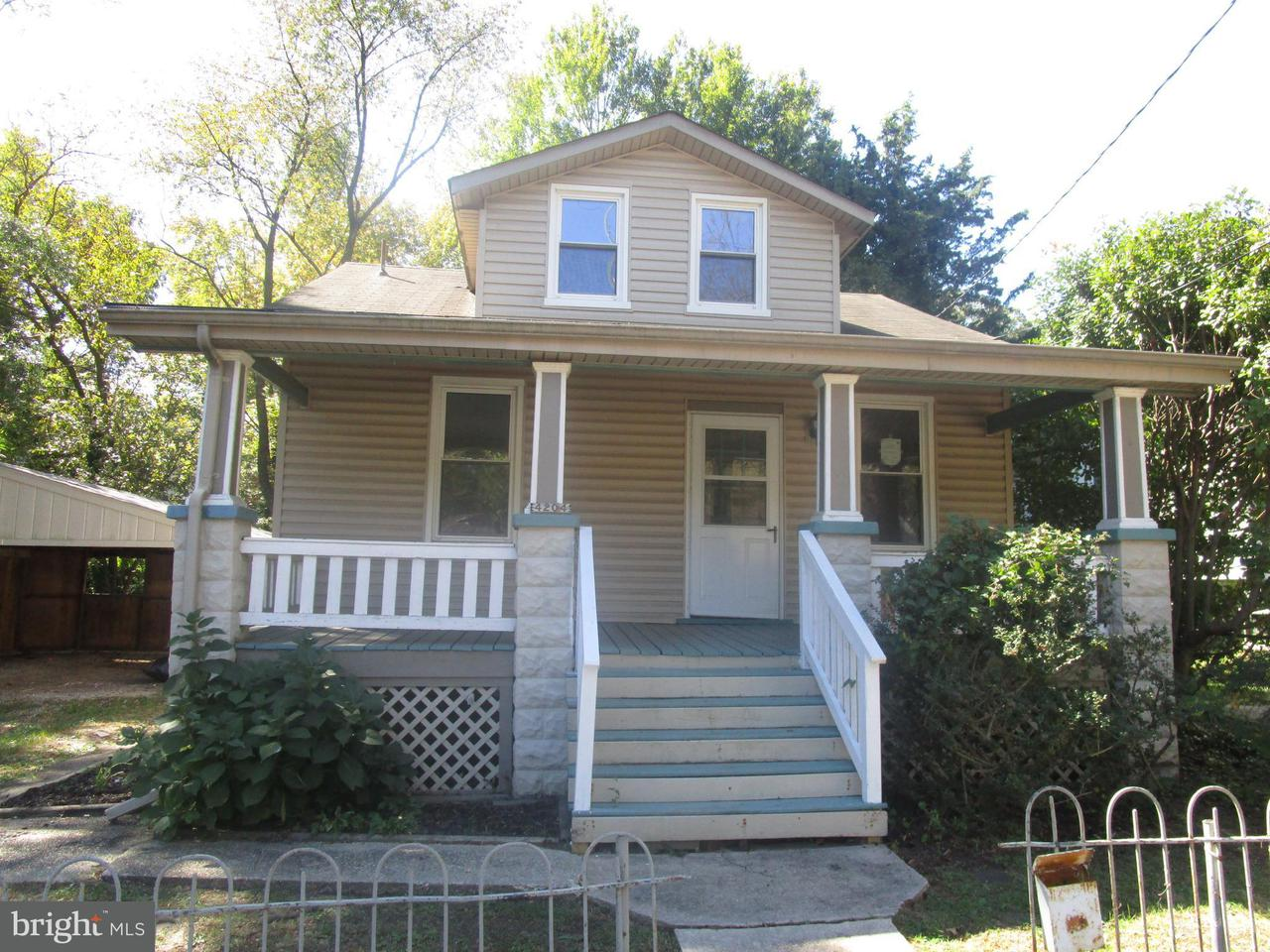 Single Family Home for Sale at 4204 RAINIER Avenue 4204 RAINIER Avenue Mount Rainier, Maryland 20712 United States