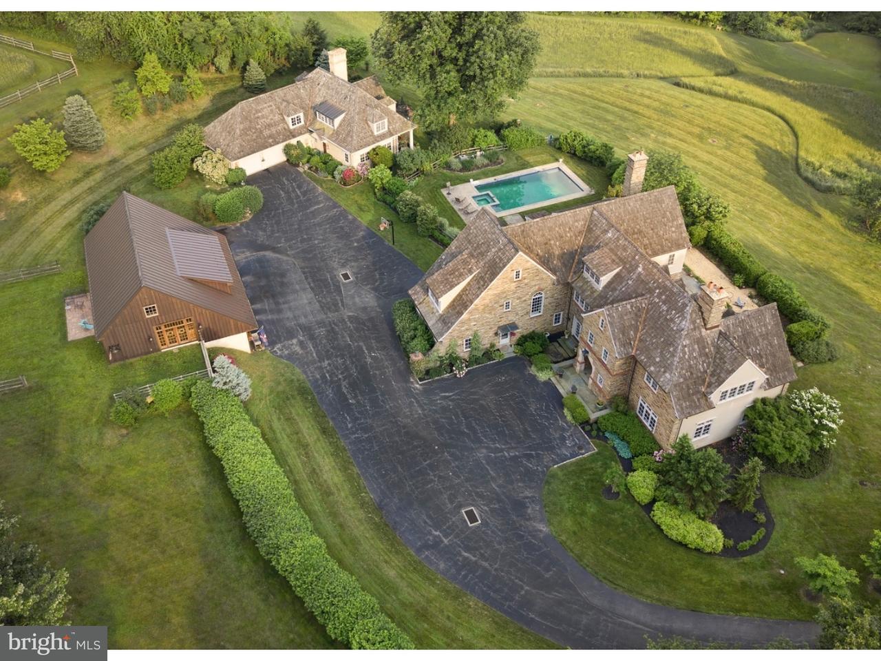 Single Family Home for Sale at 671 DARBY PAOLI Road Villanova, Pennsylvania 19085 United States