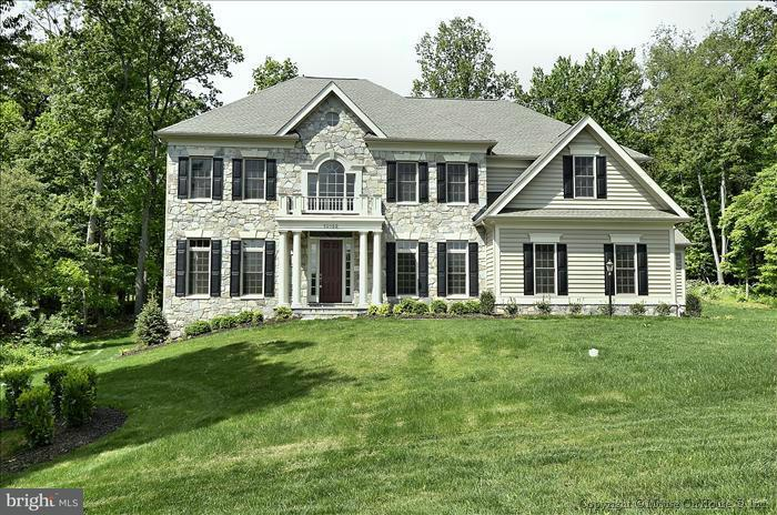 Maison unifamiliale pour l Vente à 12348 Point Ridge Drive 12348 Point Ridge Drive Fulton, Maryland 20759 États-Unis