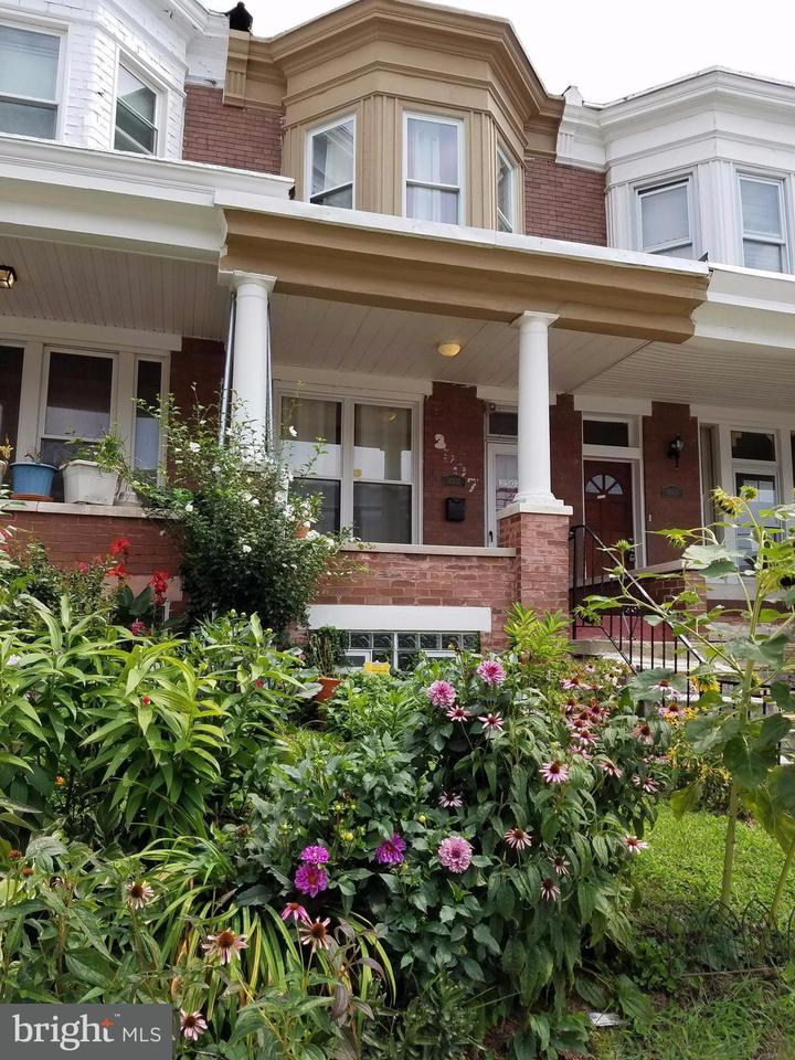 Single Family for Sale at 3507 Old York Rd Baltimore, Maryland 21218 United States