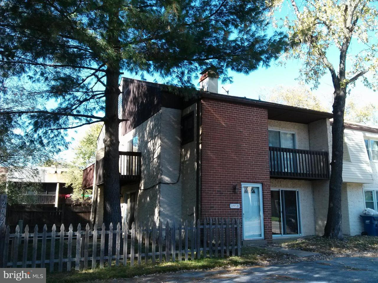 Townhouse for Rent at 2006 POINT HAMLET Street Bear, Delaware 19702 United States
