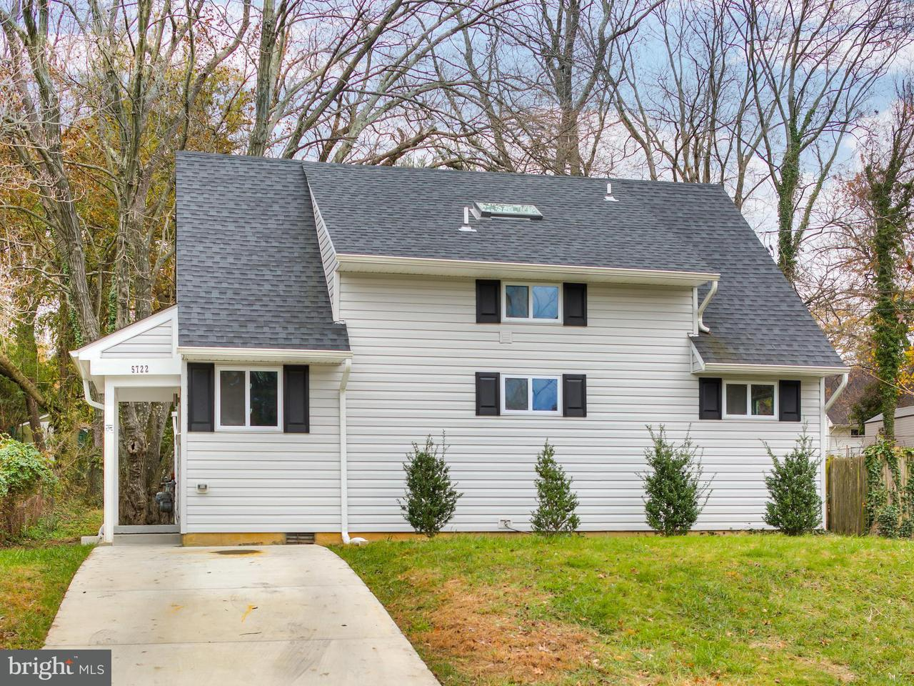Single Family Home for Sale at 5722 CRAWFORD Drive 5722 CRAWFORD Drive Rockville, Maryland 20851 United States