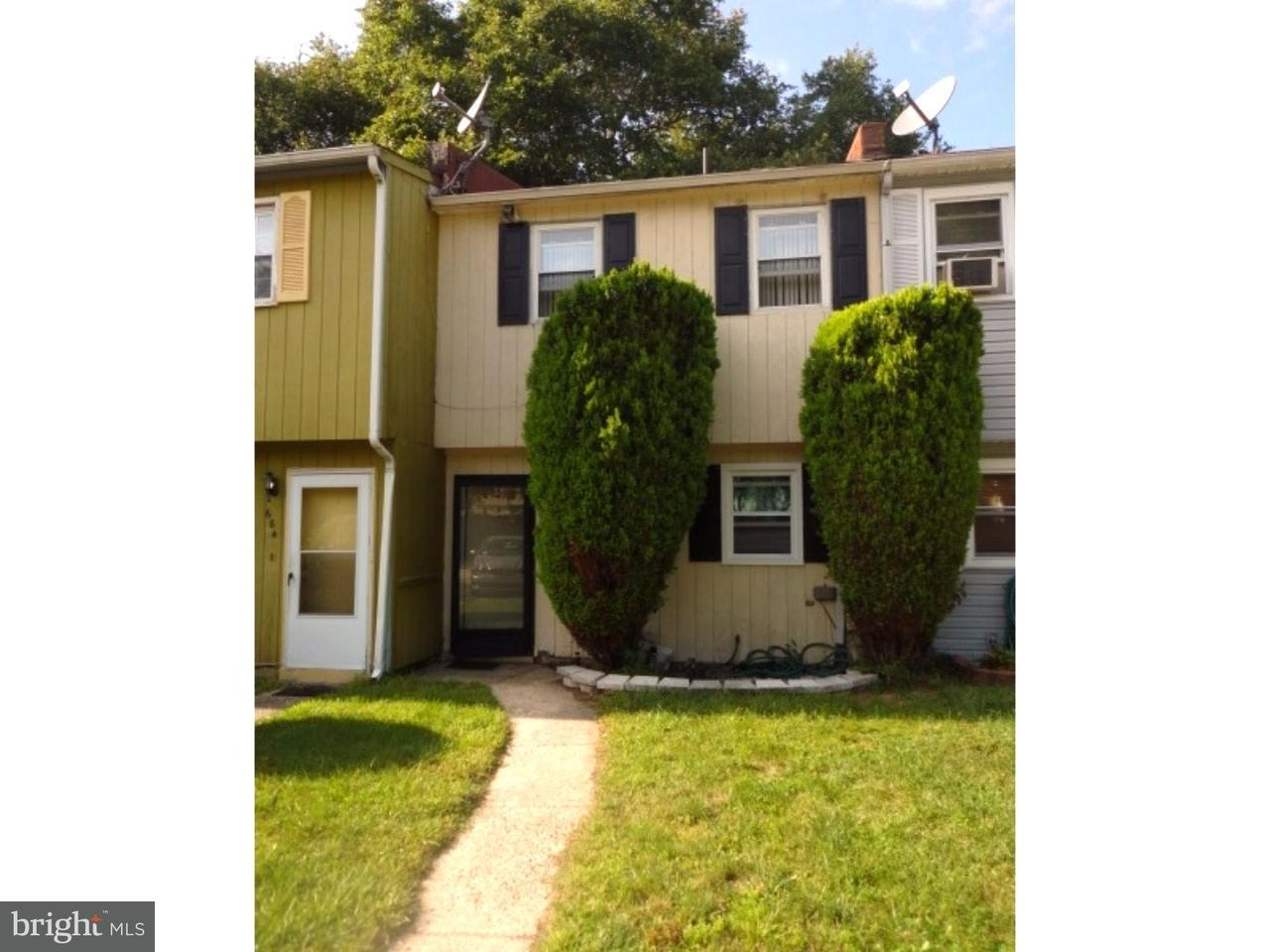 Townhouse for Rent at 686 TARA Drive Sicklerville, New Jersey 08081 United States