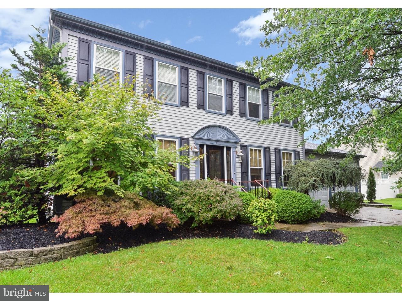 独户住宅 为 销售 在 5 COATSBRIDGE Drive Evesham Twp, 新泽西州 08053 美国
