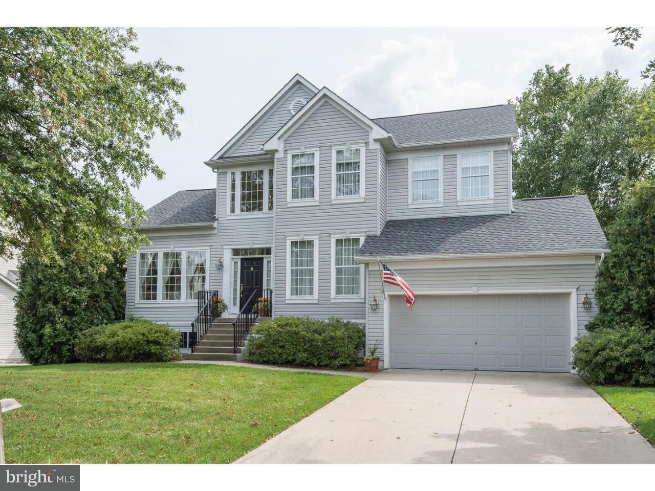 Casa Unifamiliar por un Venta en 35 BRITTANY BLVD Evesham, Nueva Jersey 08053 Estados Unidos