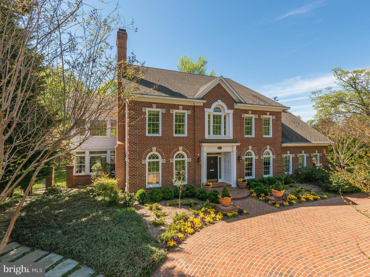 단독 가정 주택 용 매매 에 1402 GREENWOOD Place 1402 GREENWOOD Place Alexandria, 버지니아 22304 미국
