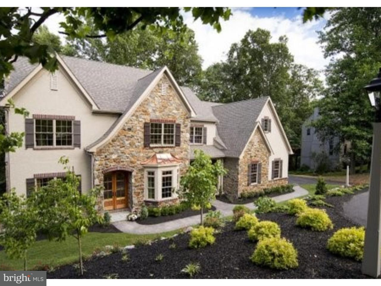 Single Family Home for Sale at 225 HUNTERS Lane Devon, Pennsylvania 19333 United States