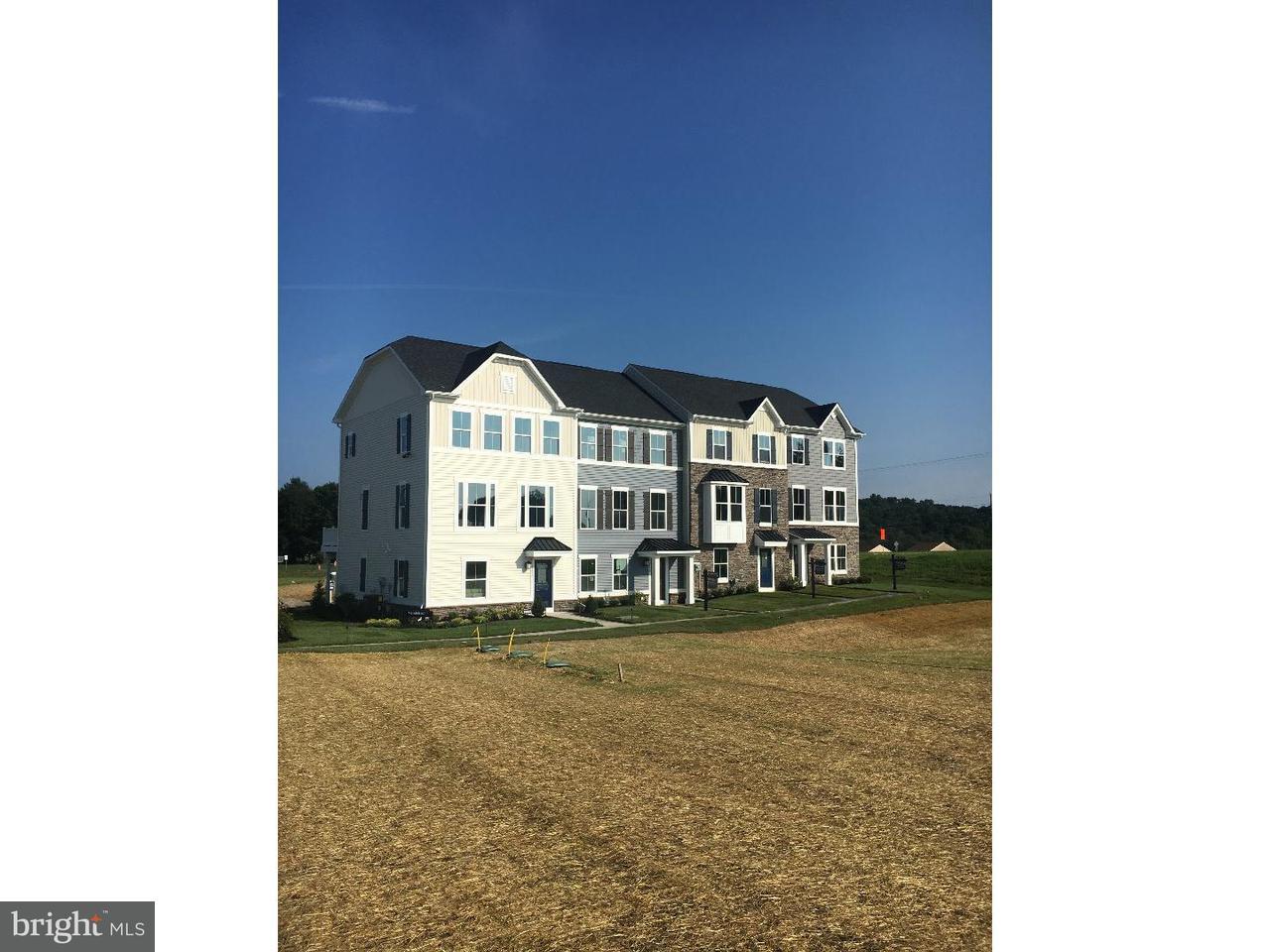 Maison accolée pour l Vente à 2025 STARGAZERS Road Romansville, Pennsylvanie 19320 États-Unis