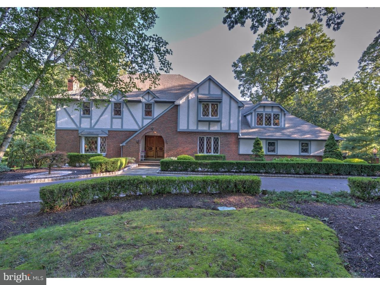 Single Family Home for Sale at 9 ALPINE Drive Perrineville, New Jersey 08535 United States