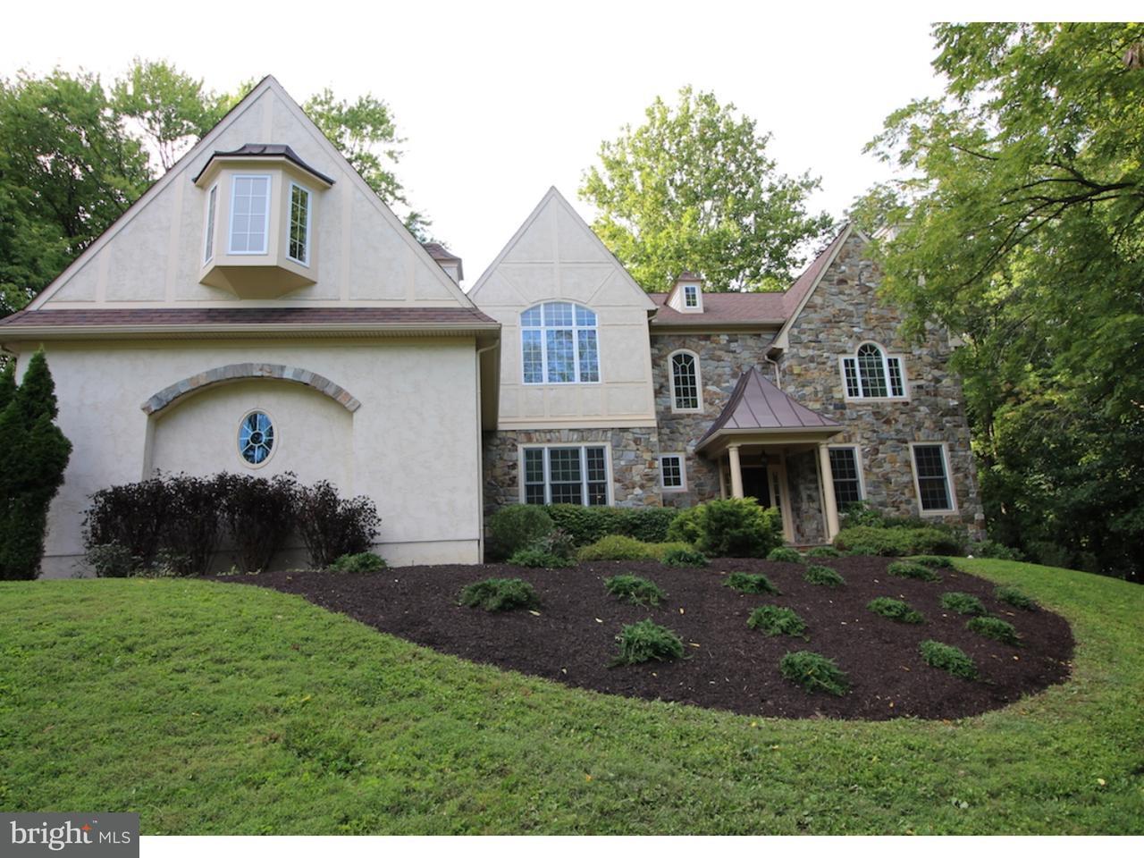 独户住宅 为 出租 在 2236 N STONERIDGE Lane 维拉诺瓦, 宾夕法尼亚州 19085 美国