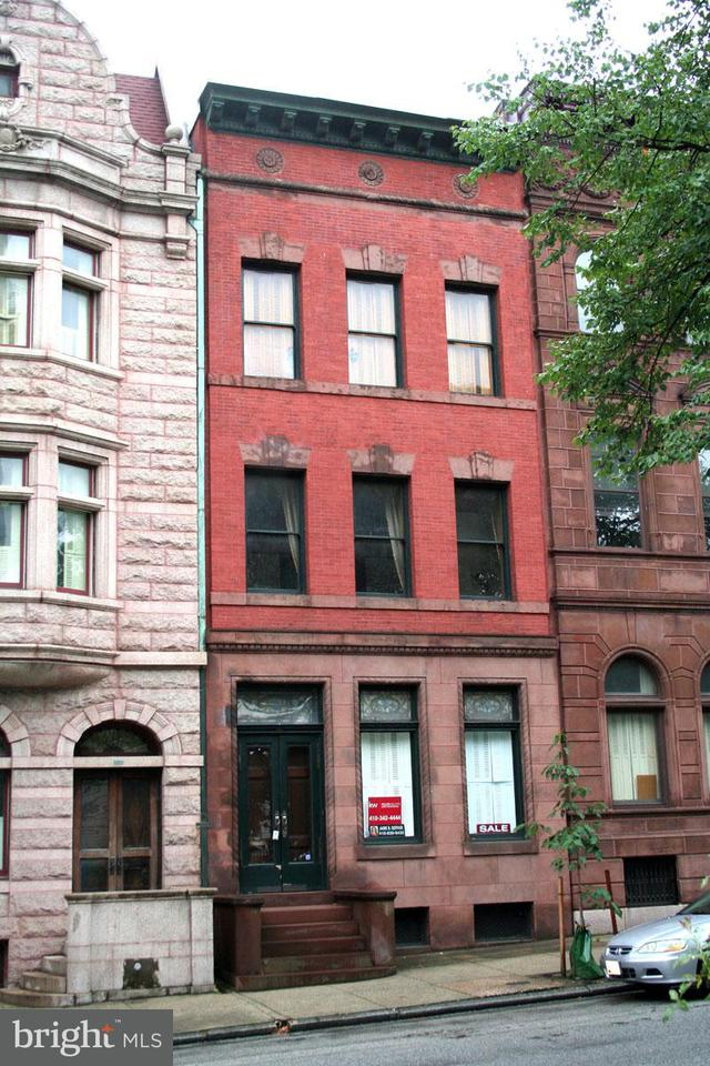 Other Residential for Sale at 1712 Eutaw Pl Baltimore, Maryland 21217 United States