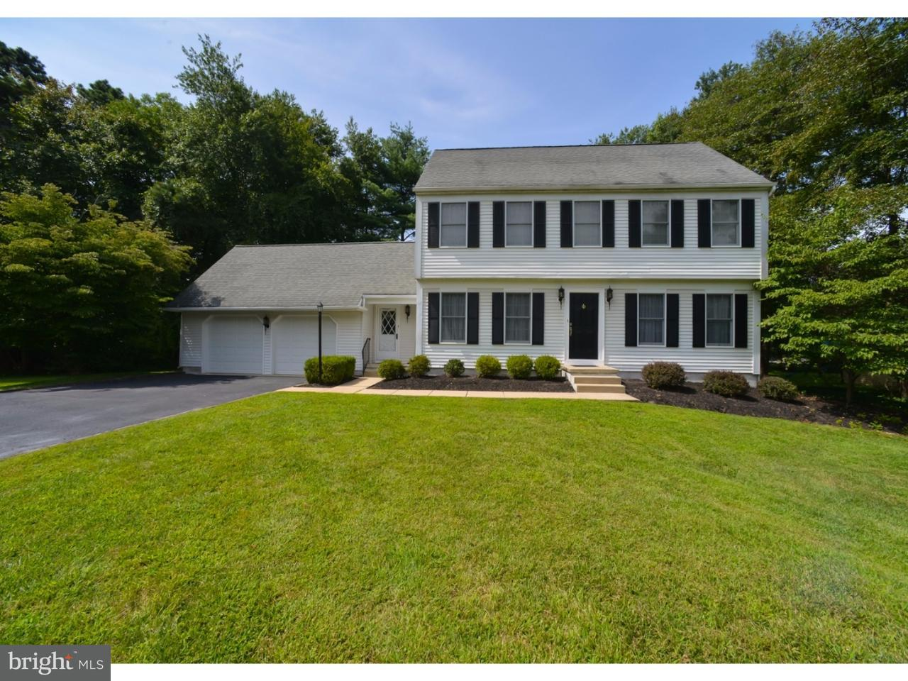 Single Family Home for Sale at 2 SHERWOOD Court Medford Township, New Jersey 08055 United States