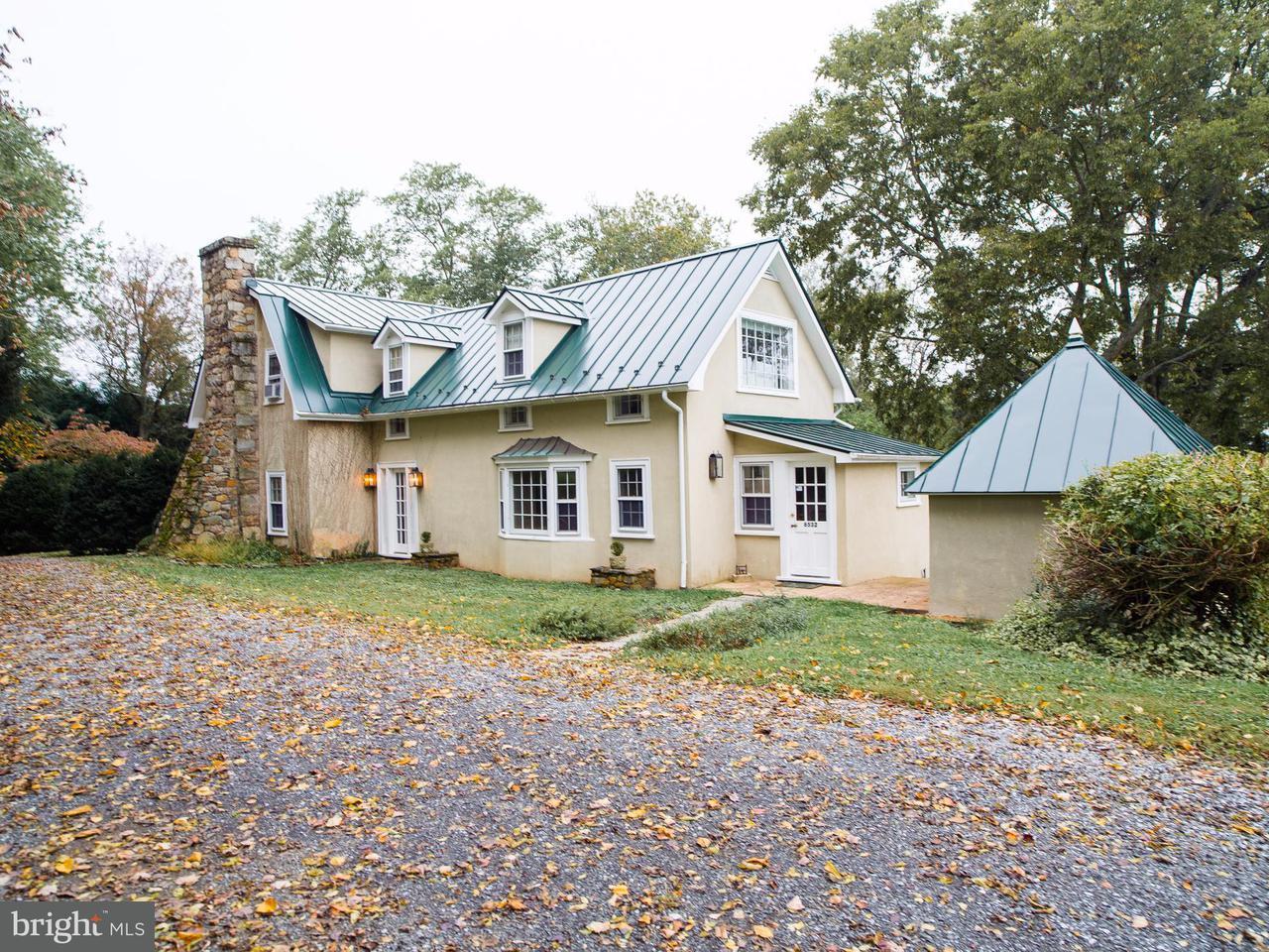 단독 가정 주택 용 매매 에 6532 CRUMMEYS RUN Lane 6532 CRUMMEYS RUN Lane Middleburg, 버지니아 20117 미국
