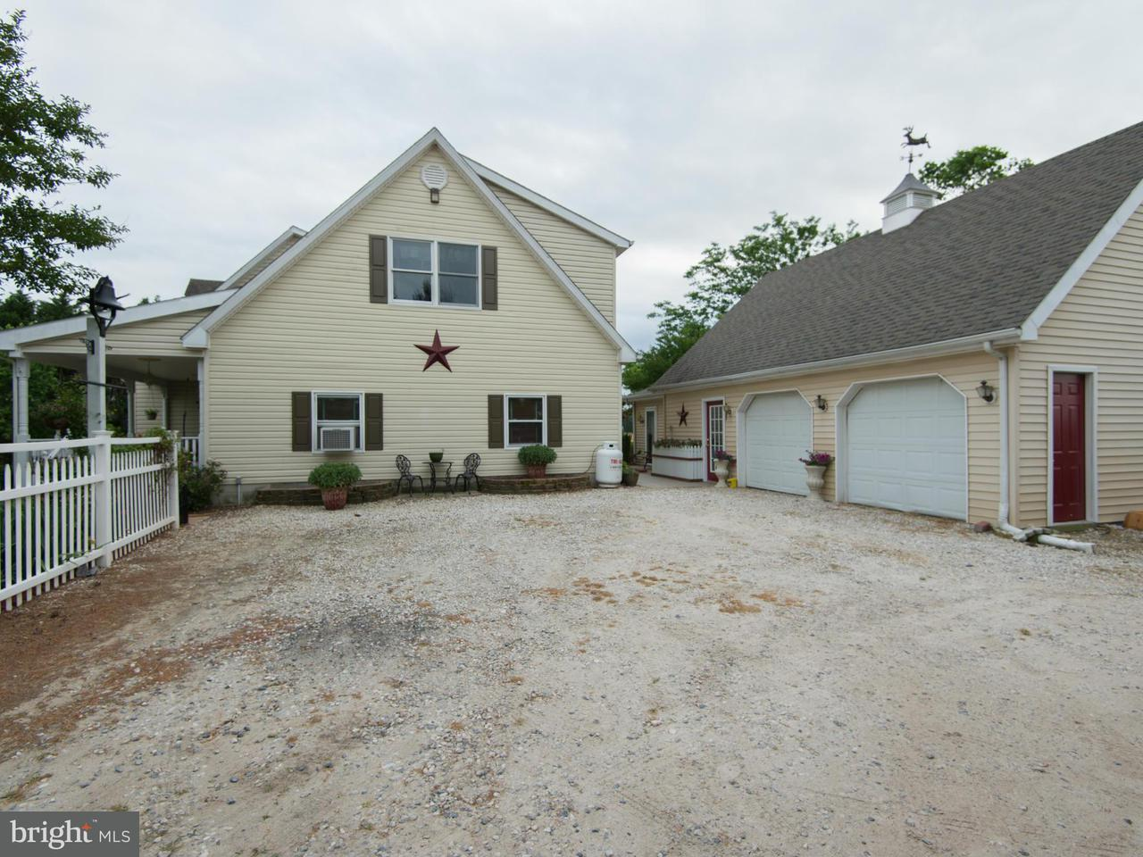 Additional photo for property listing at 6652 East New Market-Ellwood Road 6652 East New Market-Ellwood Road Hurlock, Maryland 21643 Stati Uniti