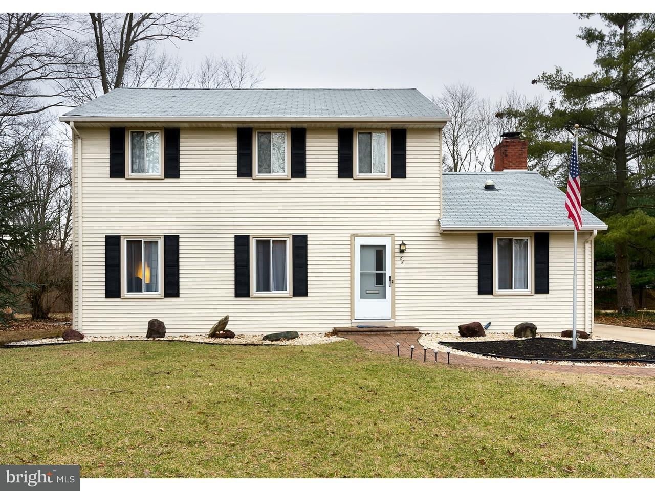 Single Family Home for Rent at 64 WAGON BRIDGE RUN Moorestown, New Jersey 08057 United States