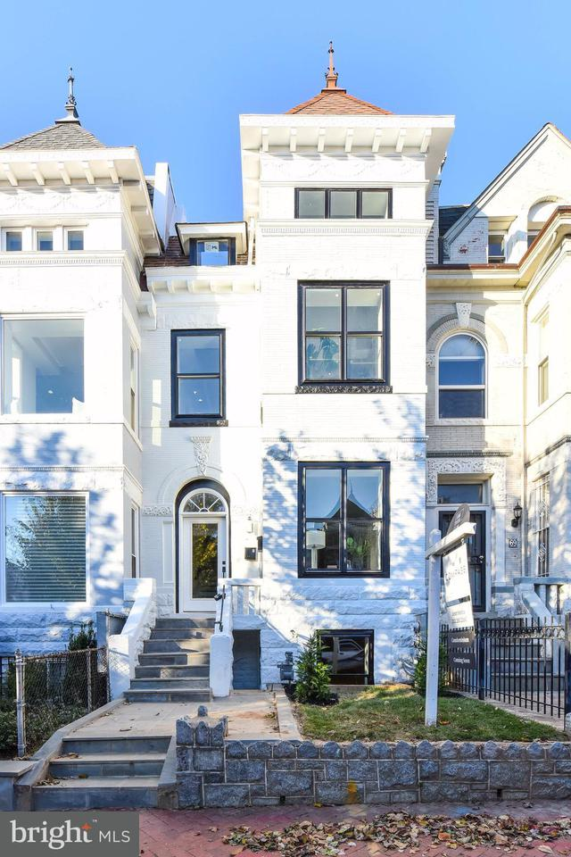 Single Family for Sale at 71 U St NW #2 Washington, District Of Columbia 20001 United States