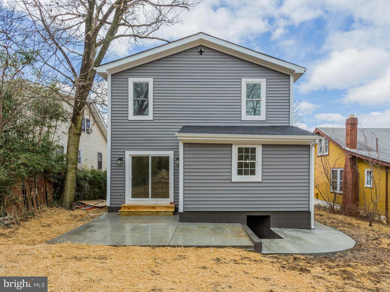 Single Family Home for Sale at 4107 30TH Street 4107 30TH Street Mount Rainier, Maryland 20712 United States