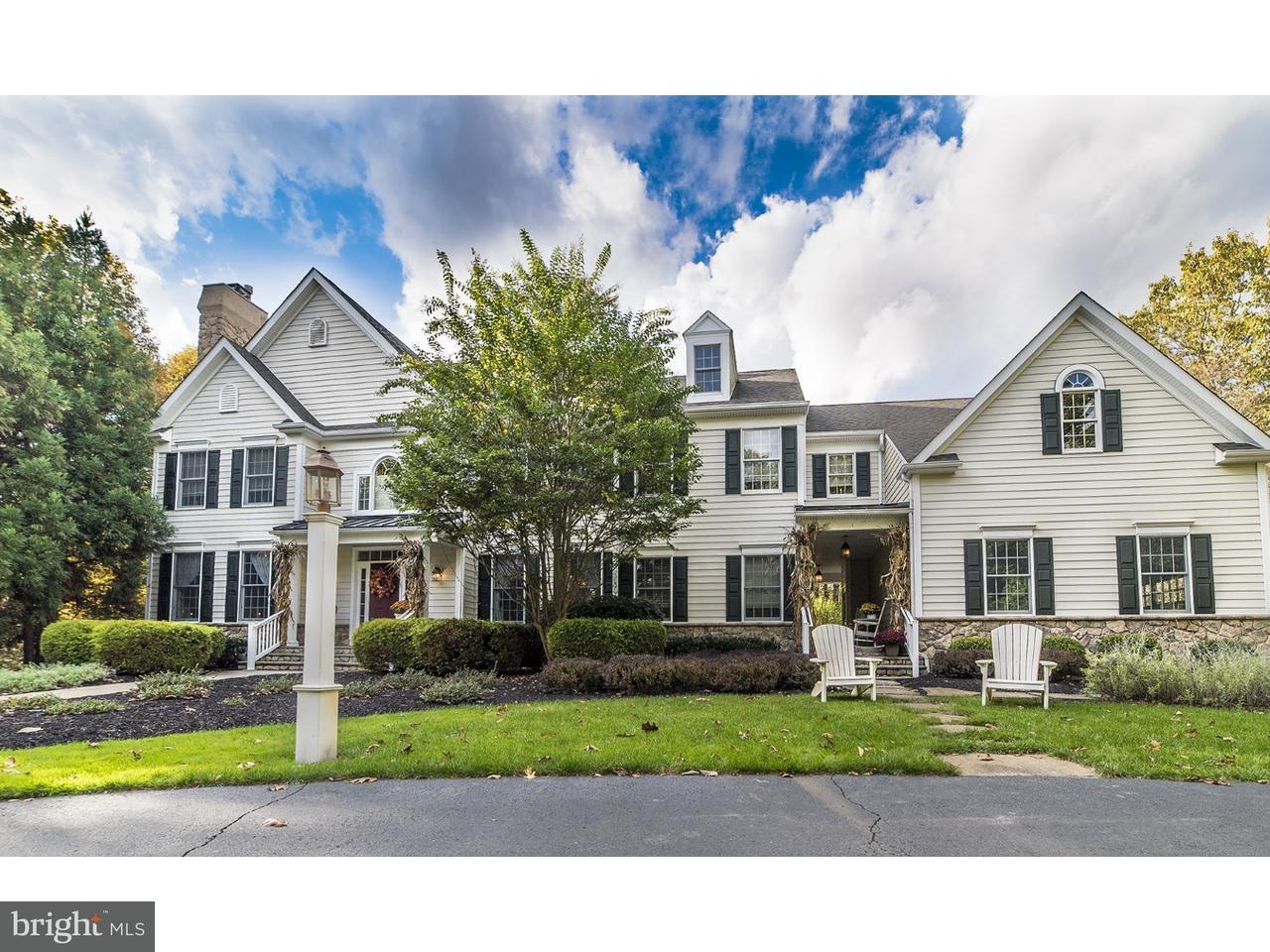 Einfamilienhaus für Verkauf beim 1 BLUFF VW Medford, New Jersey 08055 Vereinigte Staaten