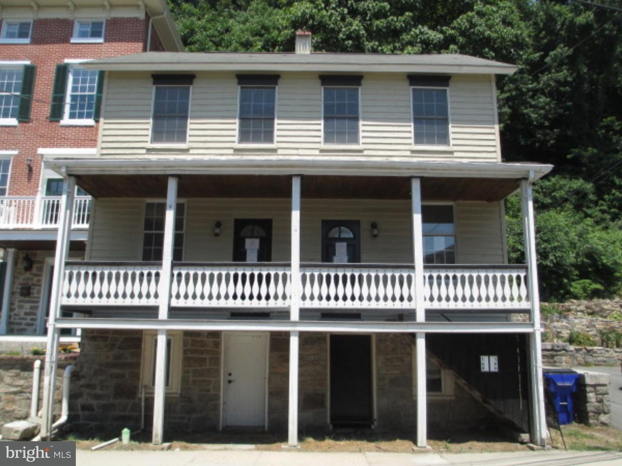 Duplex pour l Vente à 166 N MAIN Street Port Deposit, Maryland 21904 États-Unis
