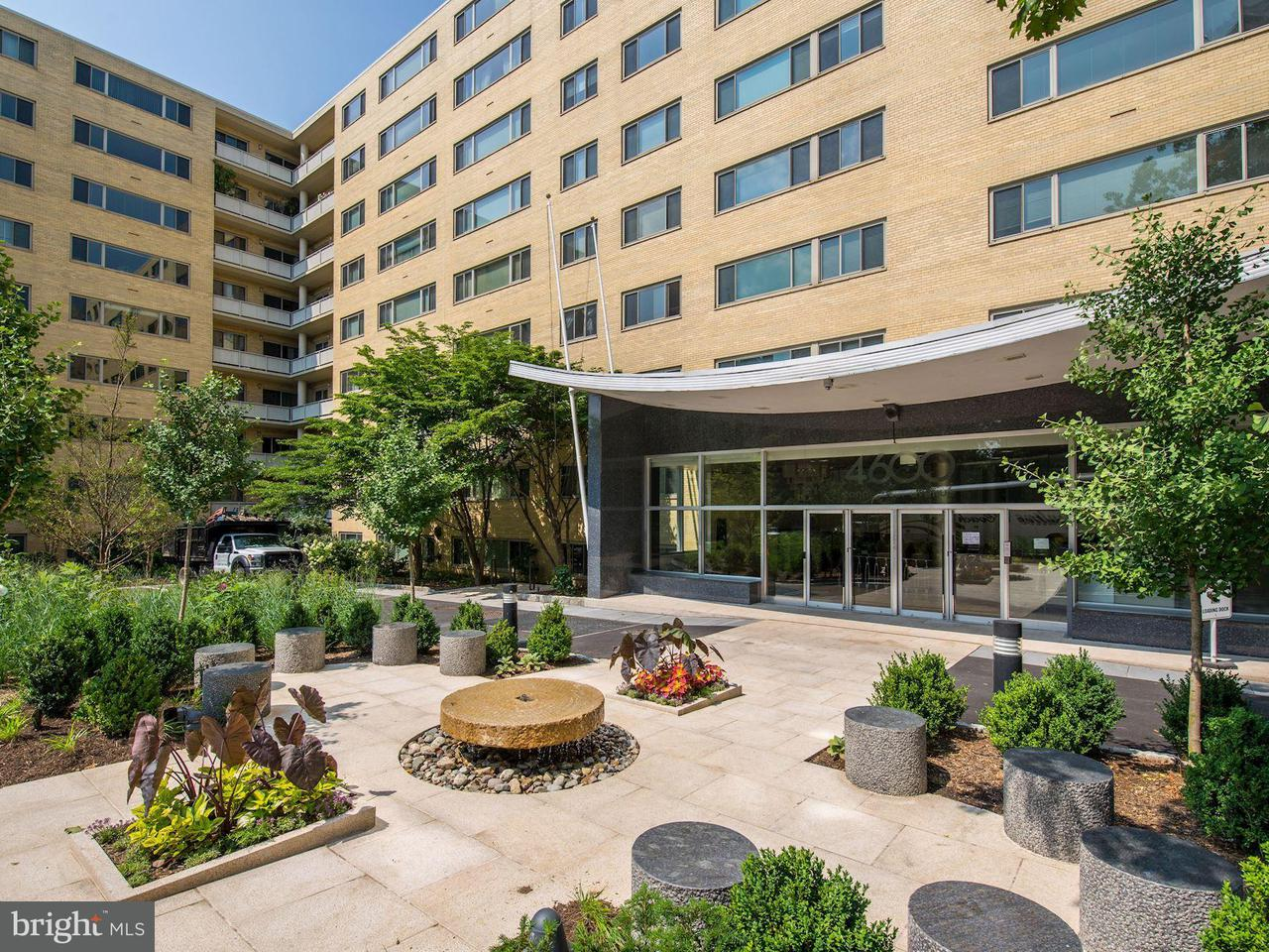 Single Family Home for Sale at 4600 CONNECTICUT AVE NW #109 4600 CONNECTICUT AVE NW #109 Washington, District Of Columbia 20008 United States